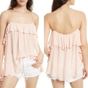 LAST CHANCE! Free People Waterfall Cami 🌸